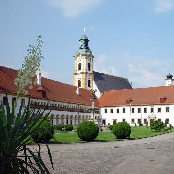 Foto: Stift Reichersberg